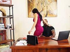 Versteckt Boss Blowjob Büro Büro: 12,450